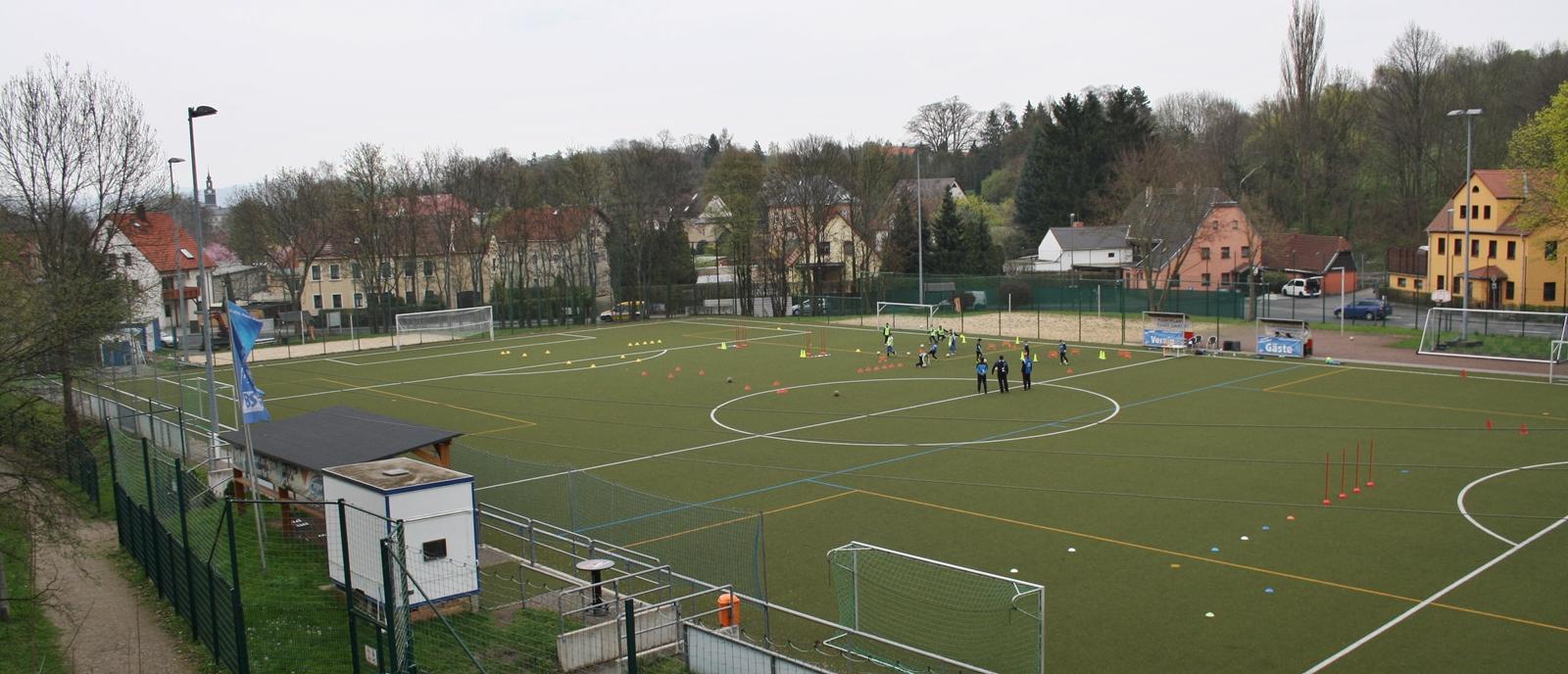 Sportplatz Lockwitz